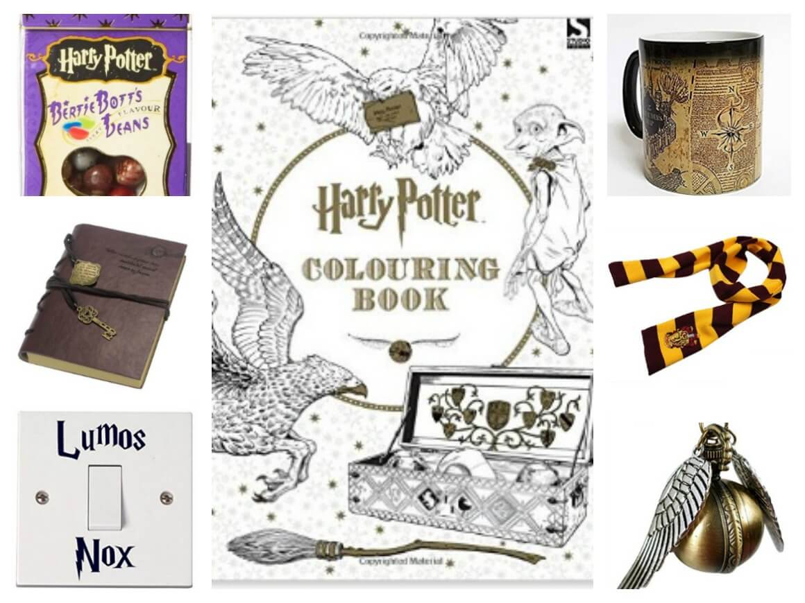 Harry Potter Christmas Gifts.Harry Potter Stocking Fillers Christmas Gifts Gypsy Soul