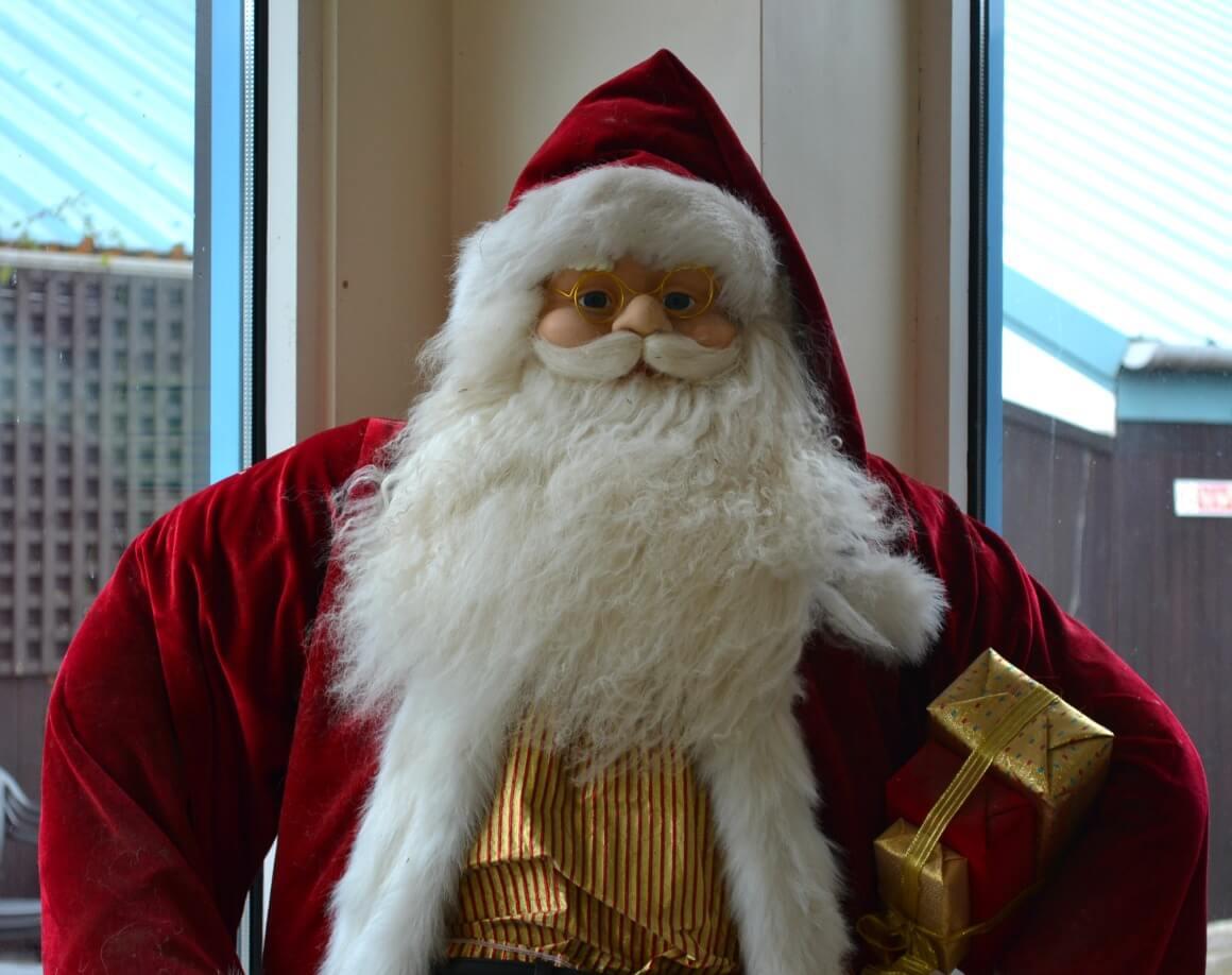 Visit Santa in Devon