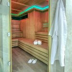 Finnish Sauna at china fleet country club spa