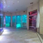 Salt Steam Room at china fleet country club spa