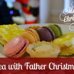 Tea with Father Christmas at Jack's Patch