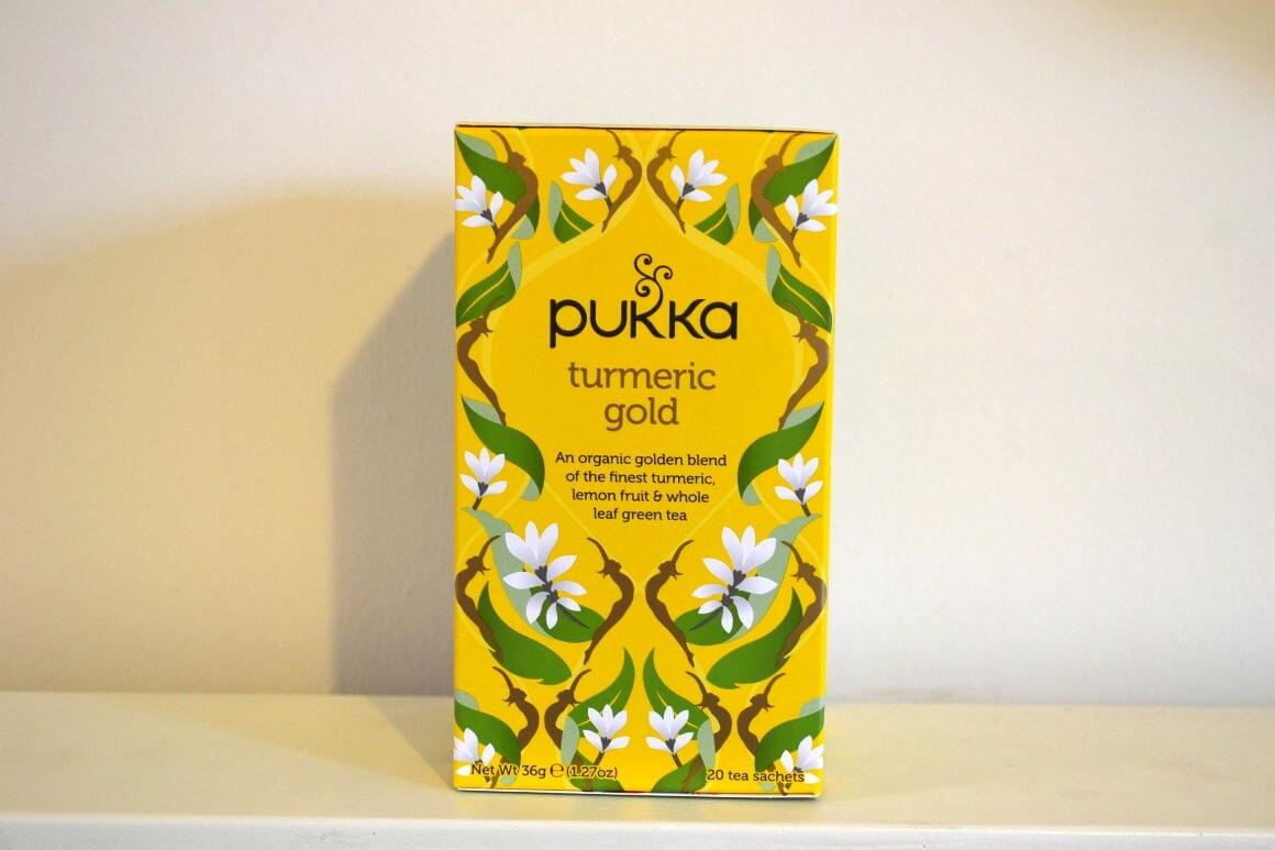 Turmeric Gold Pukka Tea