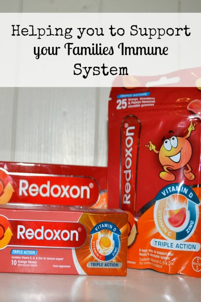 Helping you to Support your Families Immune System