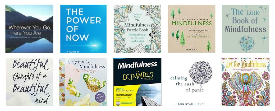 10 Mindfulness Books
