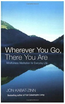 Wherever you go there you are - Mindfulness book