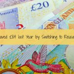 How I Saved £84 last Year by Switching to Reusable Pads
