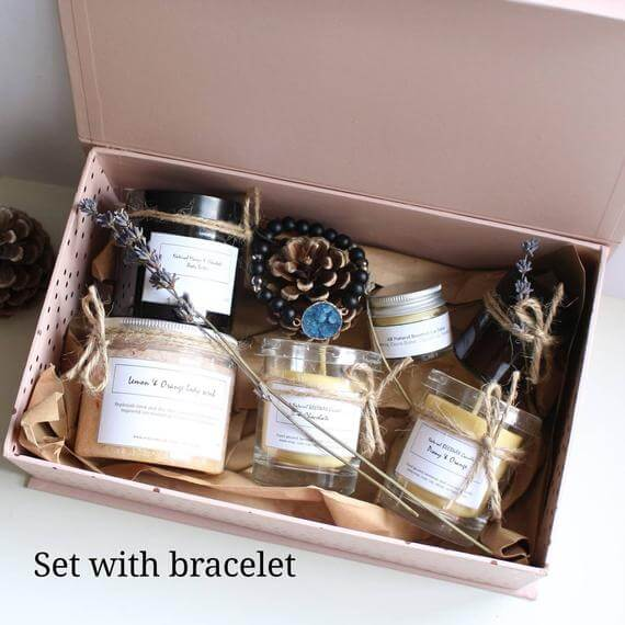 spa gift set mothers day