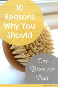 10 Reasons you should be dry brushing your body today
