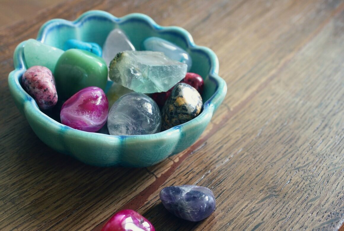 Crystals for Better Health and Wellbeing