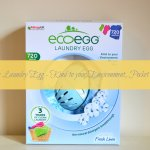 Ecoegg Laundry Egg – Kind to your Environment, Pocket & Skin
