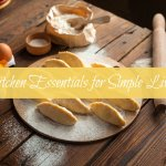 Kitchen Essentials for Simple Living