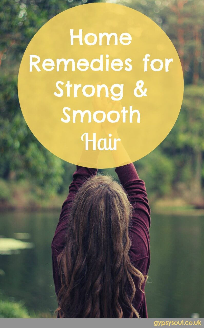 Home Remedies for your hair