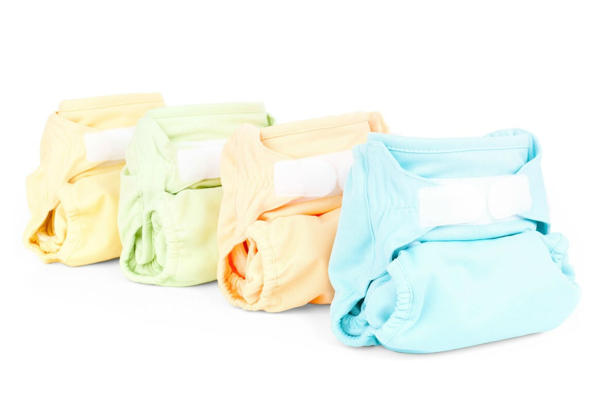 Switch to cloth nappies