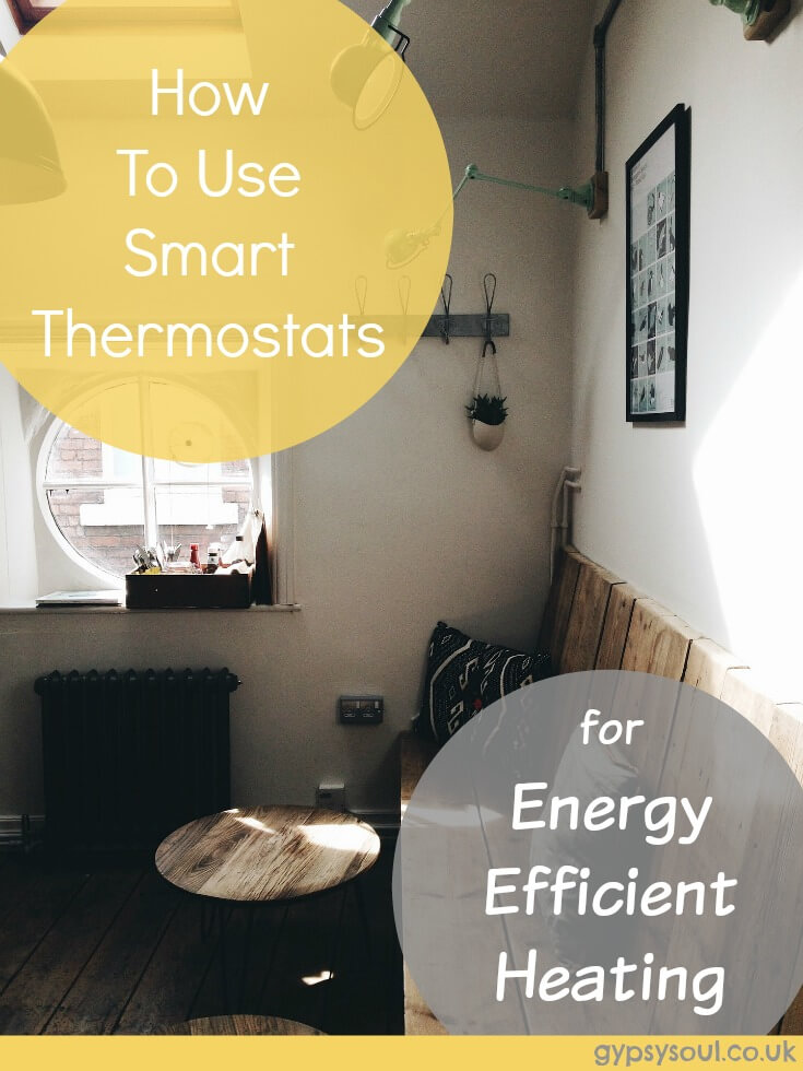 How to use smart thermostats to control your heating at home