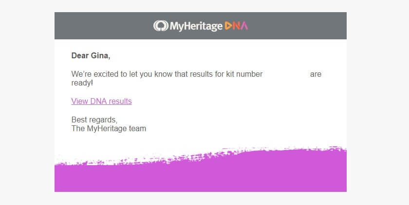 I took a DNA test. Check out my results