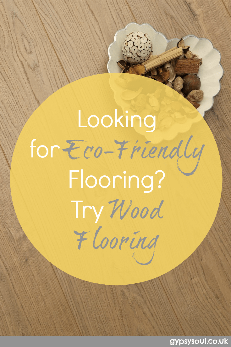 Looking for eco-friendly flooring? Try wood flooring