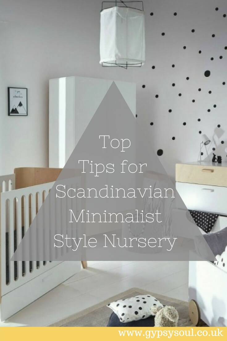 Top tips for a Scandinavian Minimalist style nursery #homedecor #nurserydecor #minimalistdecor #scandistyle #scandihomedecor #homedeor