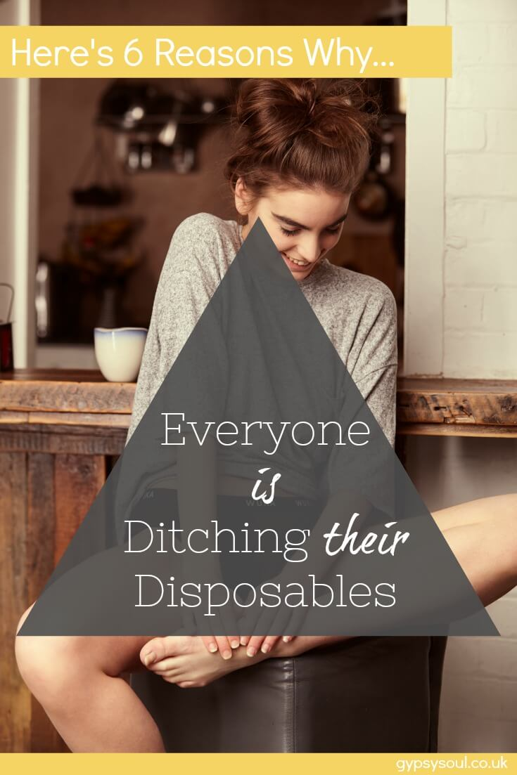 ditch their disposables