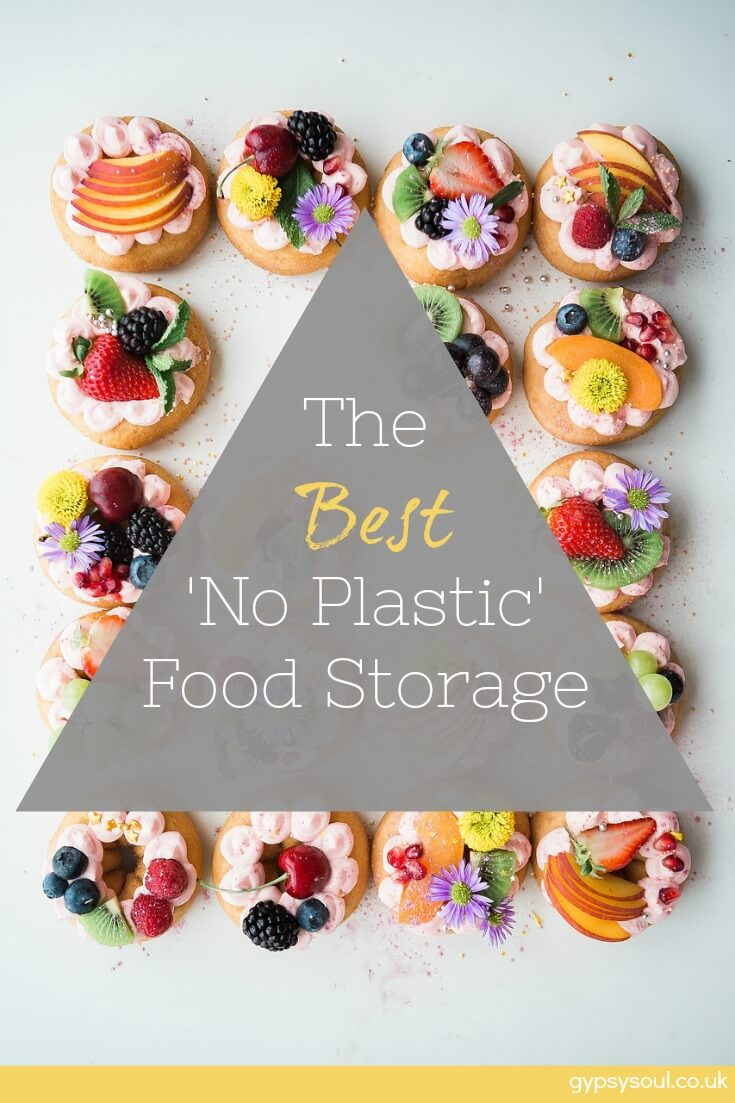 The Best 'no plastic' Food Storage