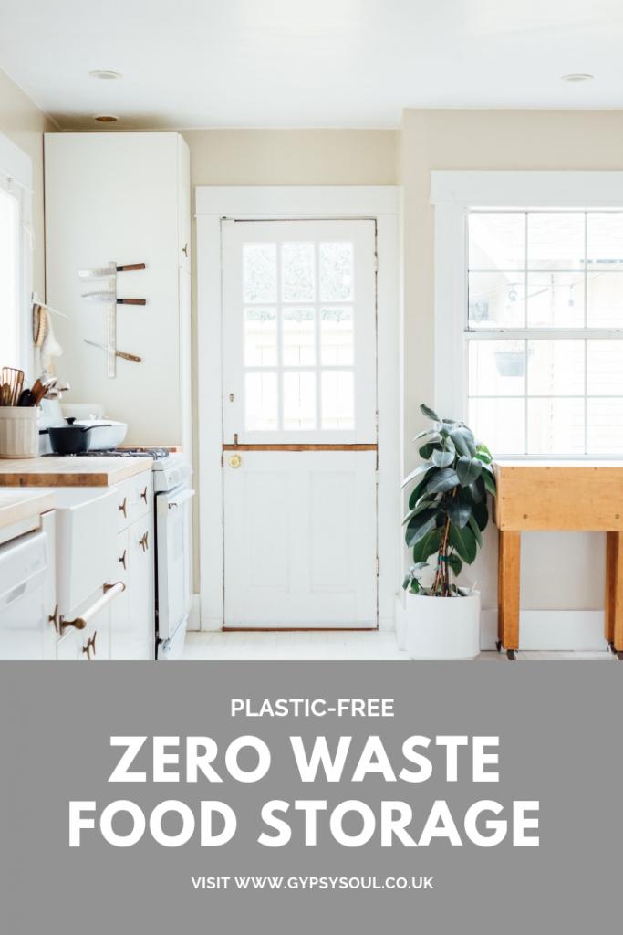 Zero Waste food storage Click the image to find out more #zerowaste #zerowasteliving #zerowastekitchen