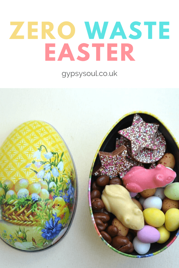 how to have a zero waste Easter #ZeroWasteEaster