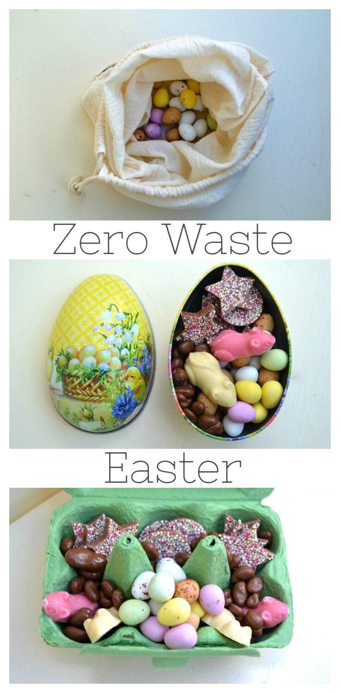 Zero Waste Easter #PlasticFree #ZeroWaste #SimpleLiving