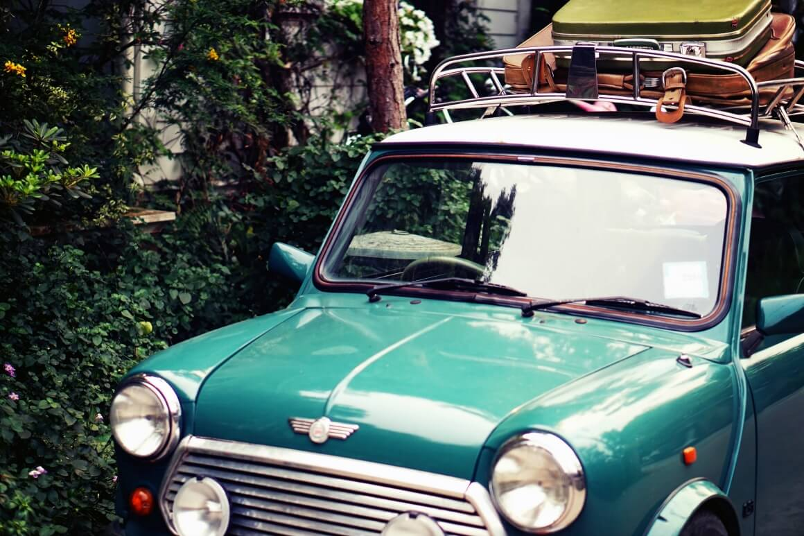 Preloved car mini