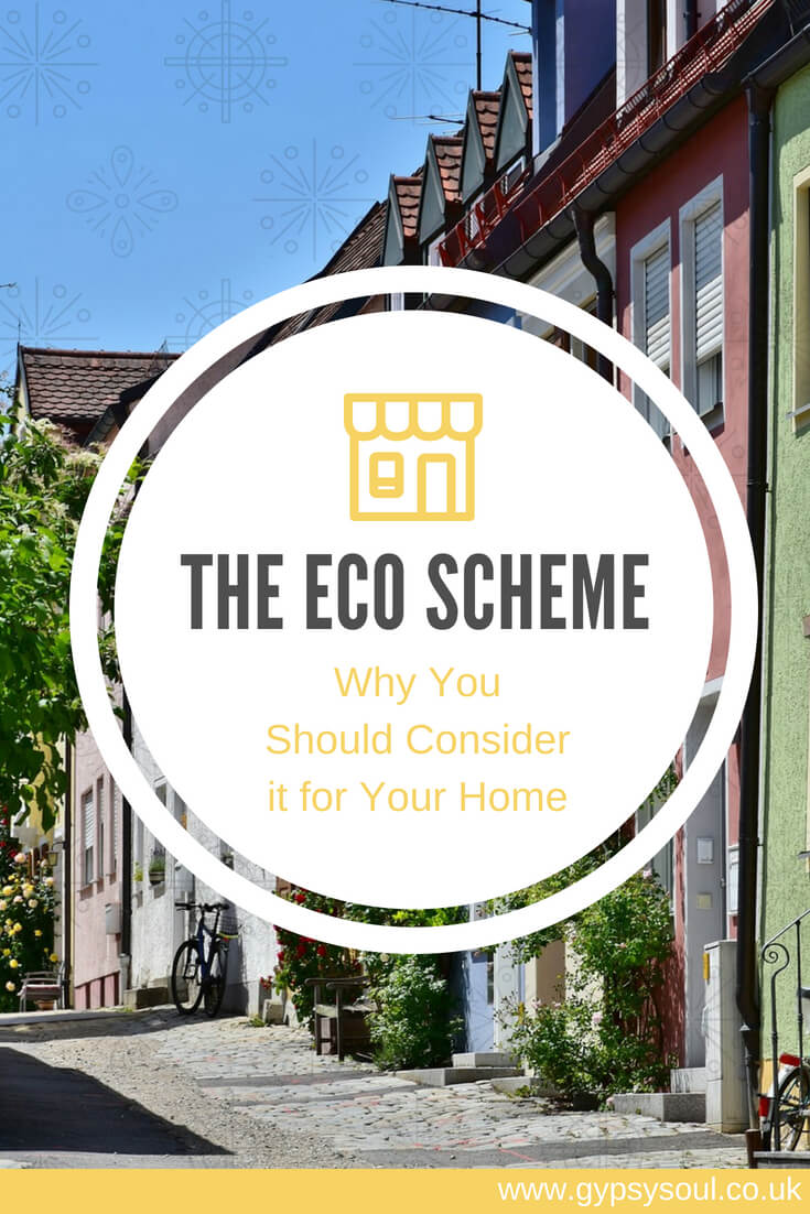 The Eco Scheme - Make you home more energy-efficient #GreenLiving #Eco #SustainableLiving