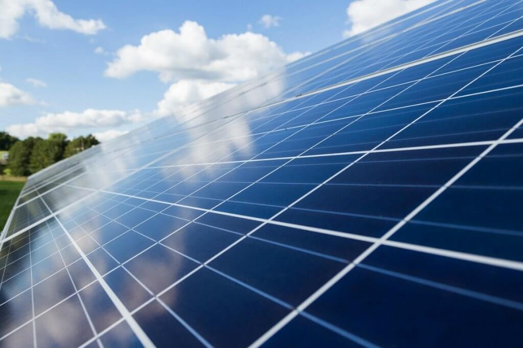 Install solar panels on your home