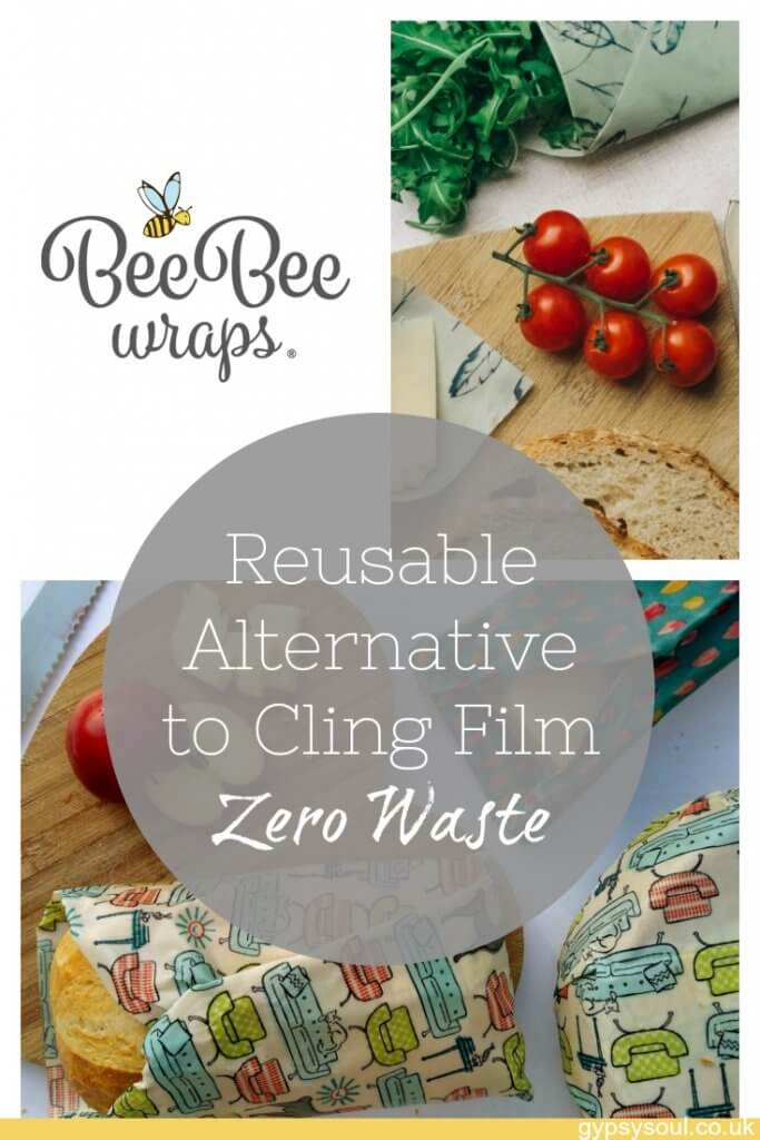 Reusable alternatives to cling film