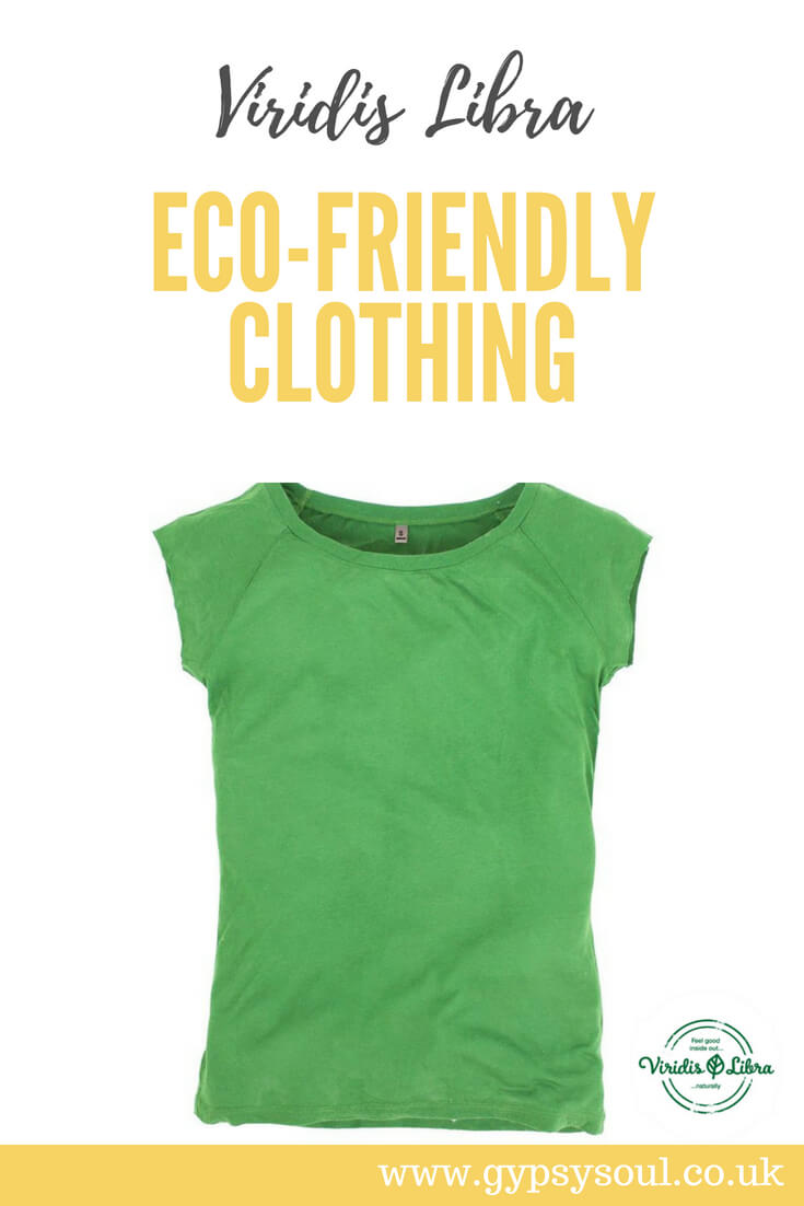 Eco-friendly clothing - Viridis Libra #GreenLifestyle #SustainableLiving #Eco