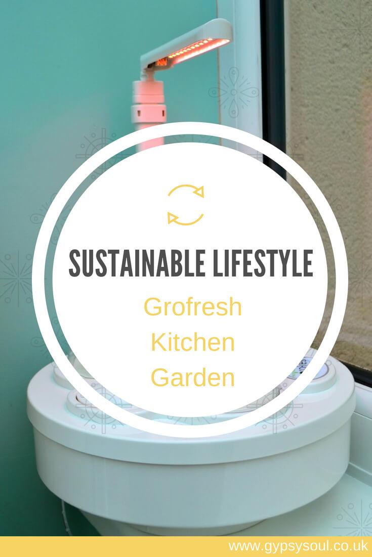 Sustainable lifestyle - Grofresh kitchen garden