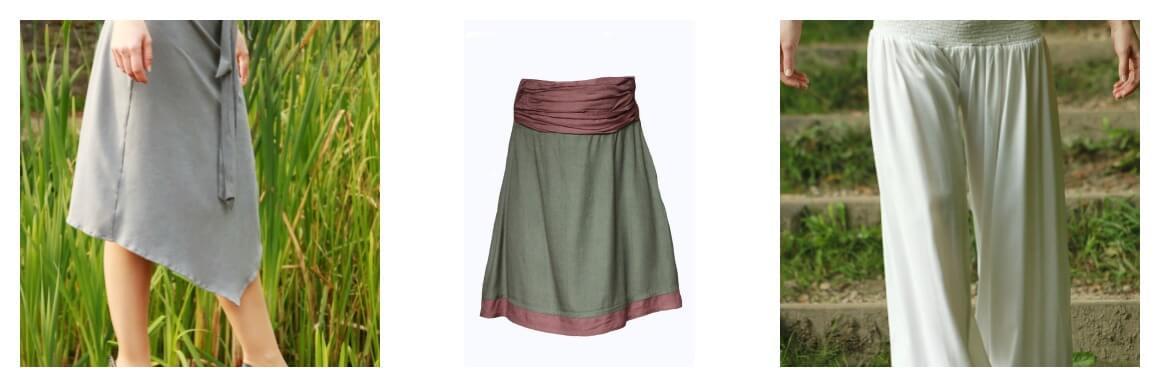 eco-friendly women's clothing