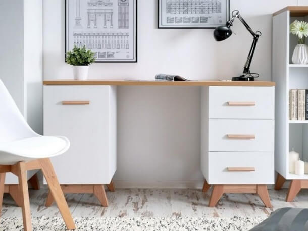 Scandi Style Home Office