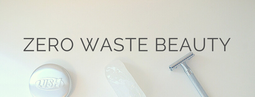 zero waste beauty