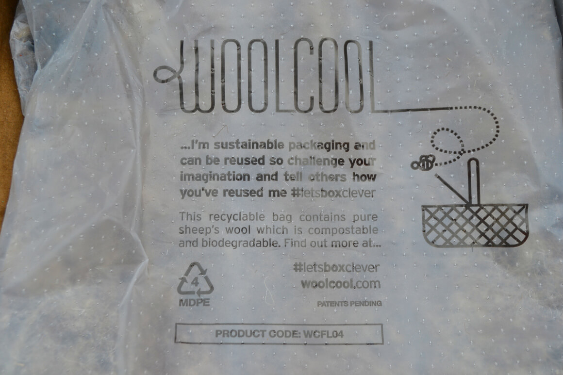 Wool Cool Lets Box Clever
