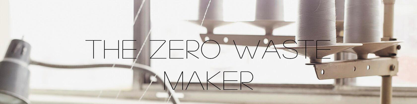 zero waste maker Etsy