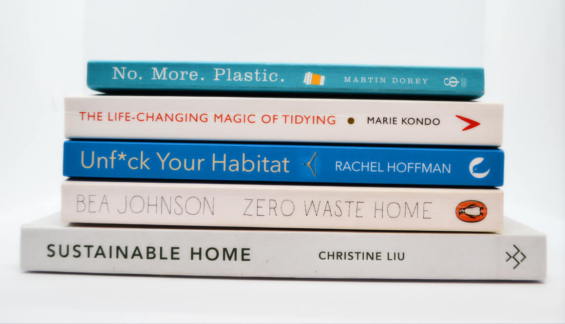 sustainable lifestyle books