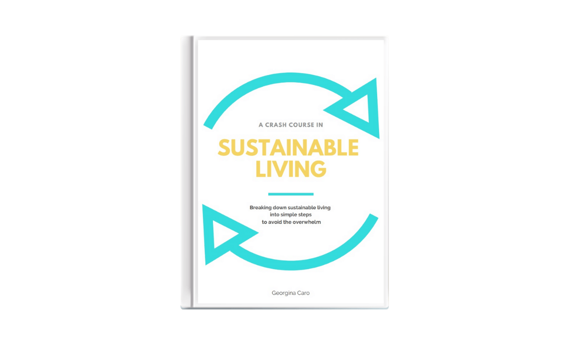 A crash course in sustainable living free ebook