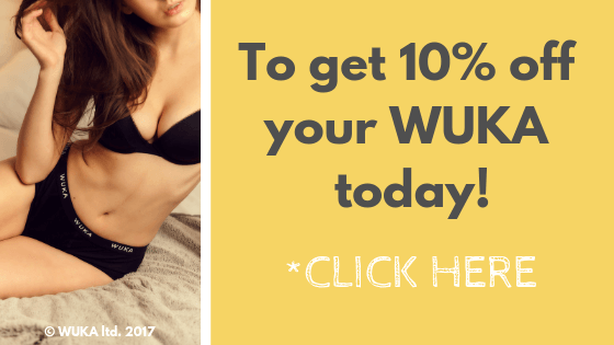 Get 10% off WUKA today! - Discount period pants Money off