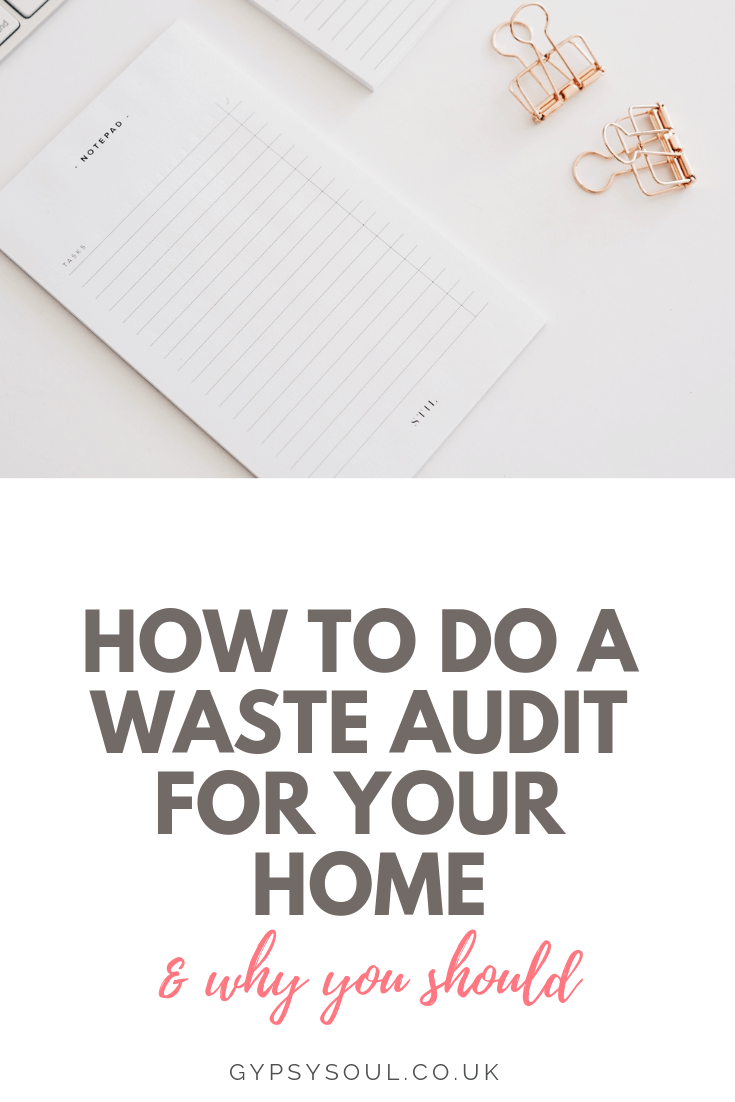 How to do a waste audit for your home and why you should? #sustainablelifestyle #zerowaste #greenliving