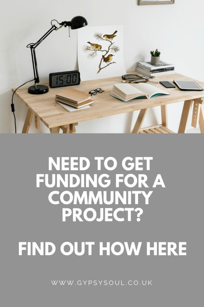 Need to get help funding a community project? Find out how to that here #community #simpleliving