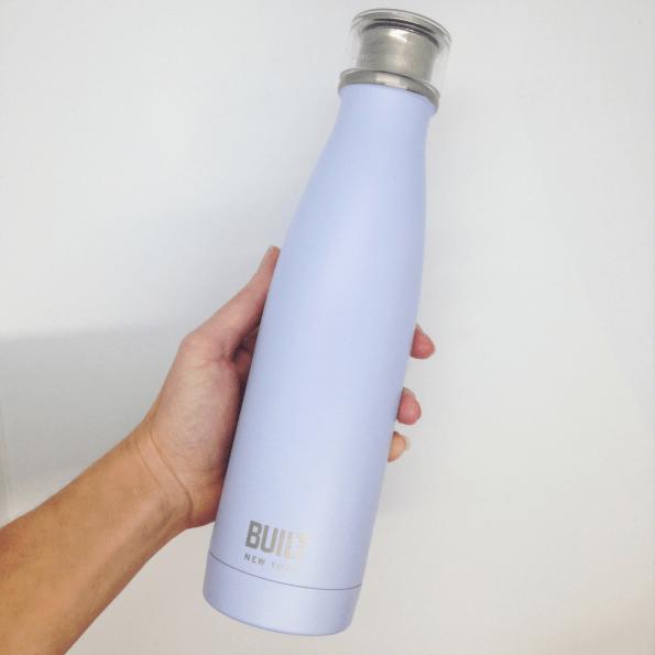Built New York water bottle