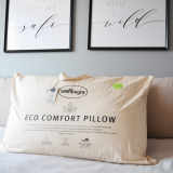 eco comfort pillows eco bedroom