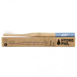 hydrophil medium soft bamboo toothbrush