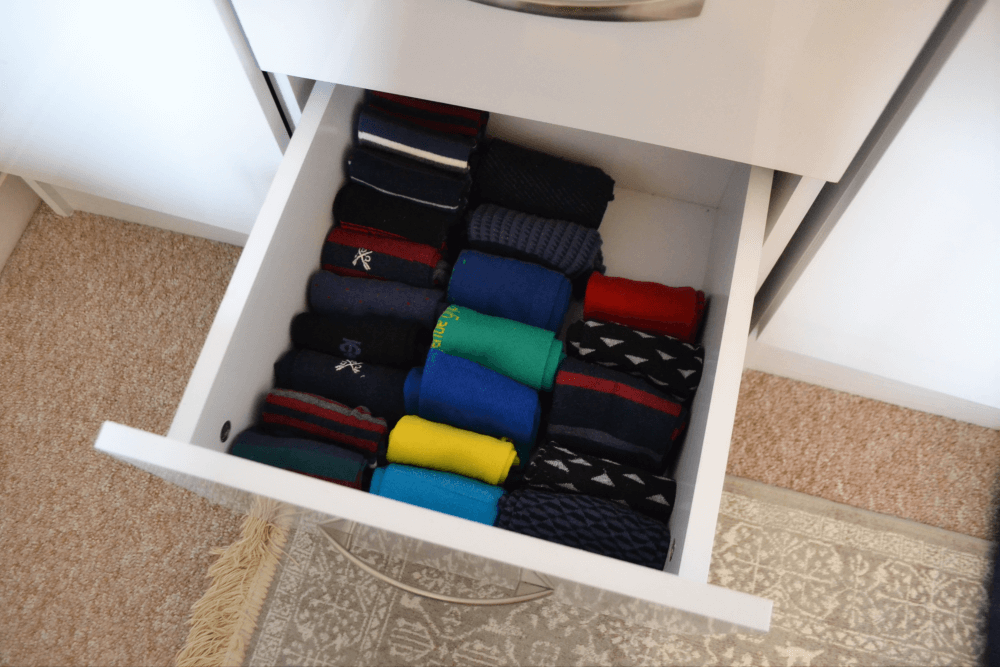 How to do the KonMari method of folding