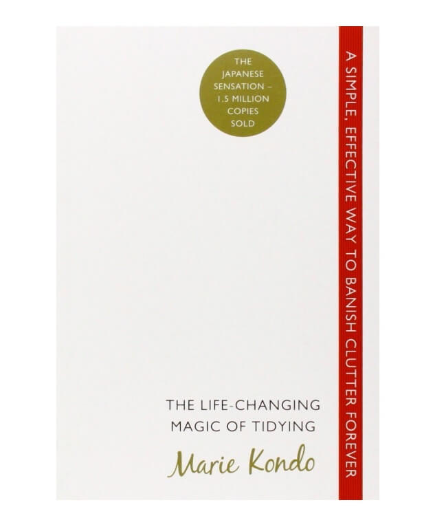 Declutter your home with Marie Kondo