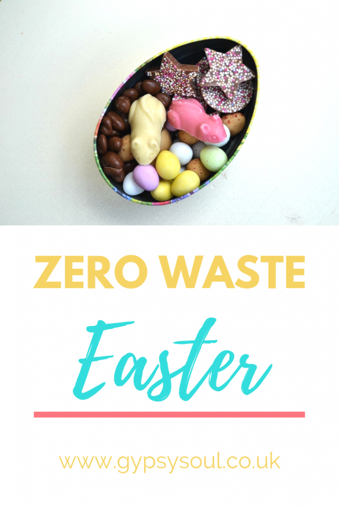 how to have a zero waste Easter #ZeroWaste #ZeroWasteEaster #Easter
