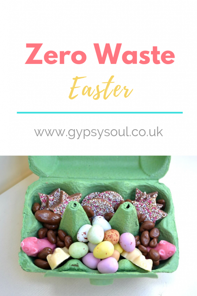 Check out these great zero waste Easter idea. Click the image to find out more! #ZeroWaste #ZeroWasteLiving #ZeroWasteLifestyle