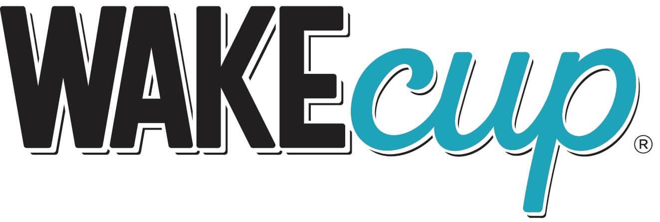 WAKEcup logo